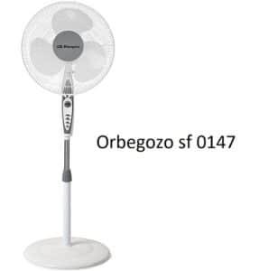 Ventilador de Pie Orbegozo